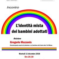 L'identità mista dei bambini adottati: ne parliamo con Gregorio Mazzonis